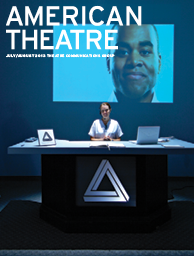 American Theatre August 2013 Cover