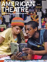 American Theatre July 2014 Cover