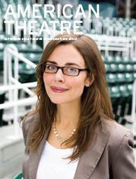 American Theatre September 2014 Cover