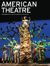 American Theatre Sept/Oct 2012 Cover