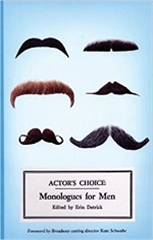 Actor's Choice: Monologues for Men